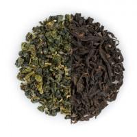 Улун чай  (Бирюзовый чай)