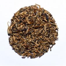 Чай черный китайский Золотой бутон. Класс ААА