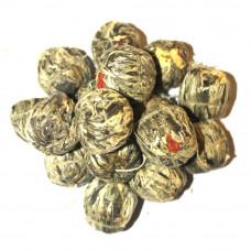 Связанный чай Золотой цветок османтуса (Манго) Art tea