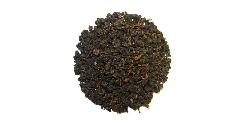 Чай улун Габа Алишань Янтарь Тайвань