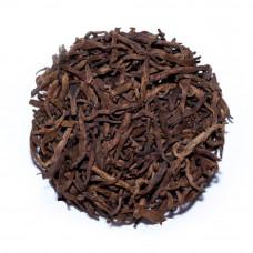 Чай черный пуэр шу листовой Золотой / Ча хуан / Фэн Цин
