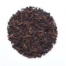 Чай черный пуэр шу листовой Мэнхай. Класс Тэ Джи