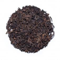 Чай черный пуэр шу Крупнолистовой. Класс B