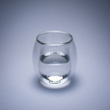 """Термобокал """"АРМУД"""" 100мл двойное стекло"""