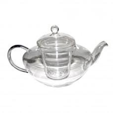 Чайник стеклянный со съемной колбой 1200мл