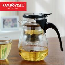 "Чайник со сливной кнопкой  600мл ""Kamjove"" TP-833"
